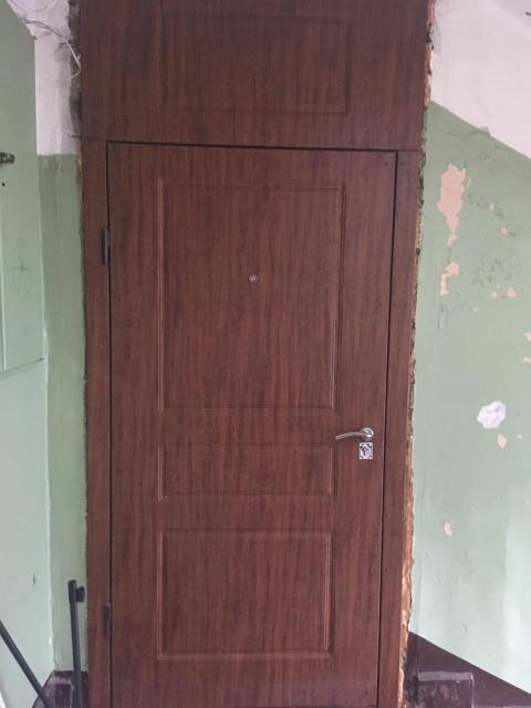 Ремонт металлических дверей в квартире